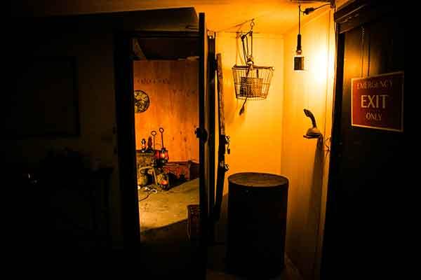 Mine Room